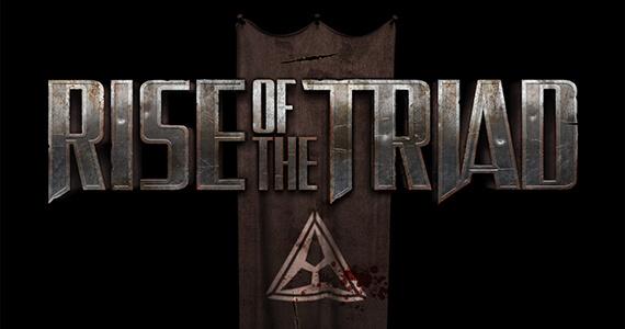 Rise of the Triad Logo