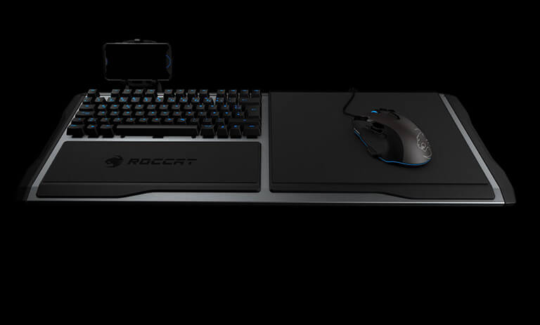 Roccat Sova May Solve Your Couch PC Gaming Needs
