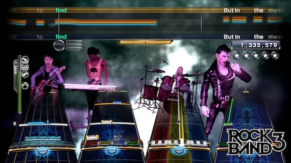 Rock Band 3 DLC canceled on Wii