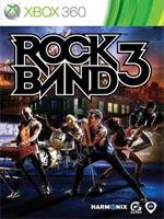 Rock Band 3 box art