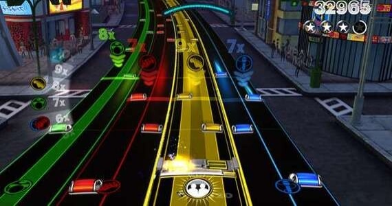 'Rock Band Blitz' Announced for PSN and XBLA