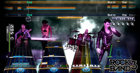 Harmonix Says 'Never Gonna Give You Up' To Weekly 'Rock Band' DLC