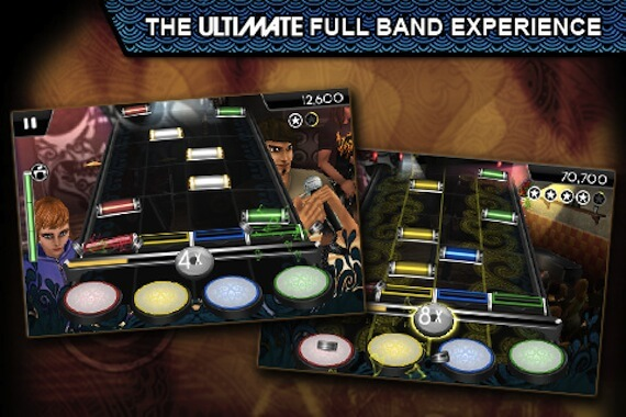 Rock Band Reloaded Drum Gameplay