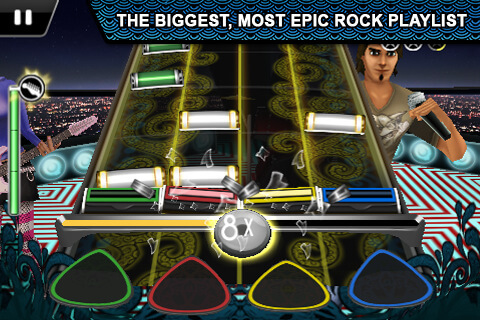 Rock Band Reloaded Track List