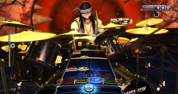 'Rock Band' DLC Tracks Come to an End in April