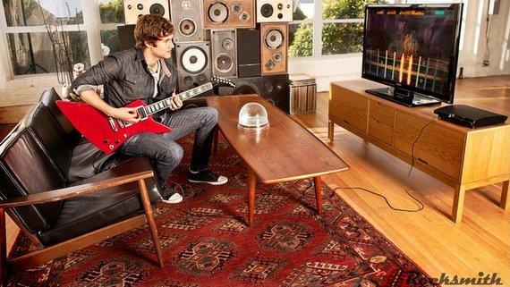 A Quartet of Trailers for Ubisoft's Guitar Game 'Rocksmith'