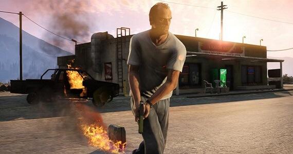 Rockstar Grand Theft Auto 5 Information Spoilers