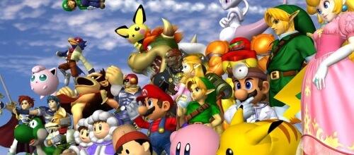 Rumored Games E3 2011 Super Smash Bros 4