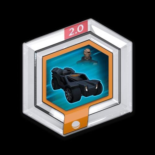 Disney Infinity - S.H.I.E.L.D. Containment Truck