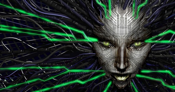 SHODAN in System Shock 2