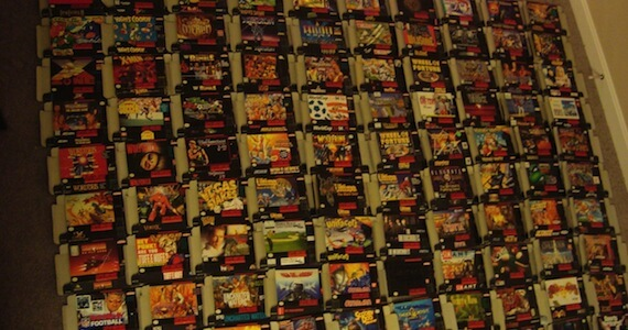 SNES Ultimate Collection