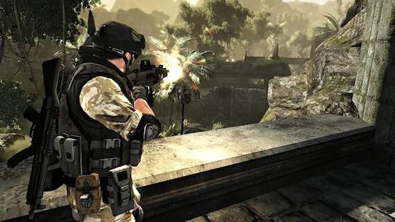 SOCOM 4 Multiplayer - Jungle Map