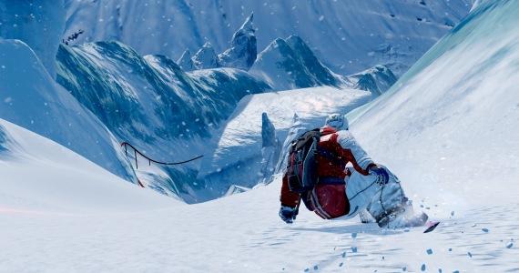 SSX Griff Antarctica