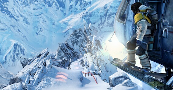 'SSX' Demo Hits Consoles This Week; No Lift Ticket Required