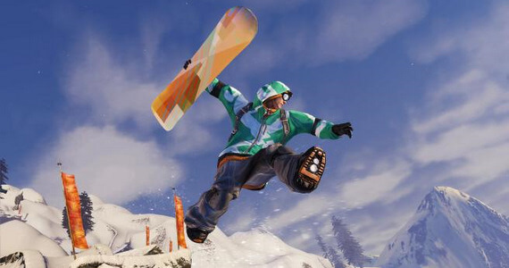 SSX Trailers