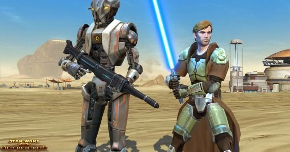 EA & BioWare Exploring Free-to-Play Options For 'Star Wars: The Old Republic'
