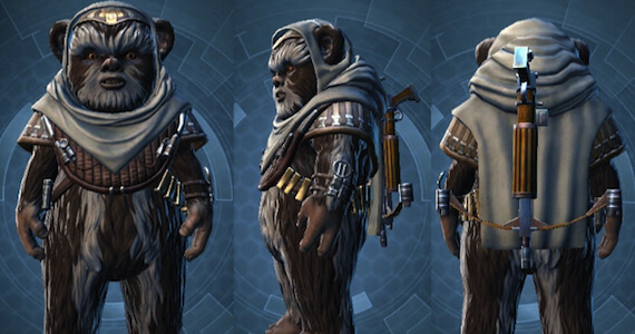 'The Old Republic' Patch Adds Ewoks & New Area