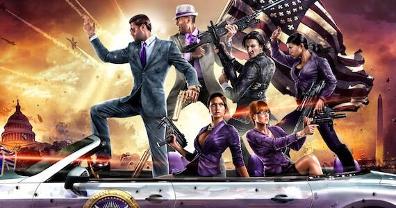 Saints Row 4 E3 2013 Hands On Preview