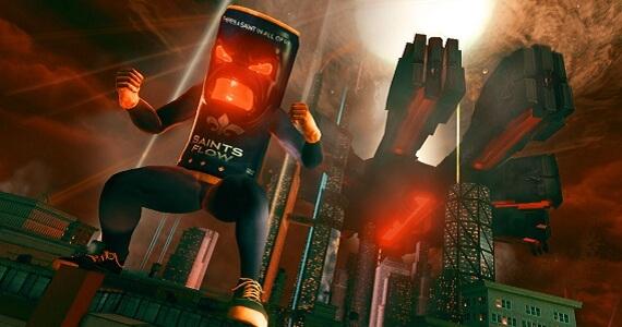 Saints Row 4 Enter the Dominatrix