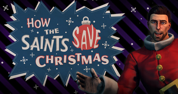'Saints Row 4' Saves Christmas