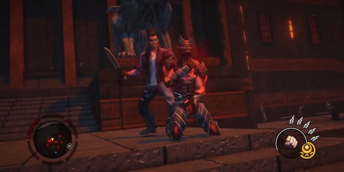 'Saints Row: Gat out of Hell' Narrated Trailer Pushes Series to New Depths
