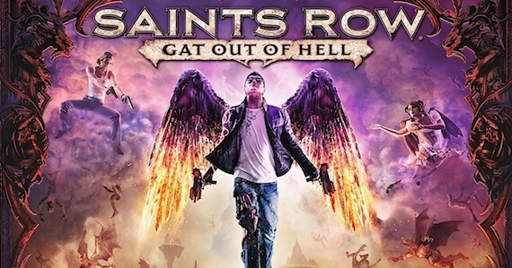 'Saints Row: Gat Out of Hell' Standalone Expansion Trailer, Release Date