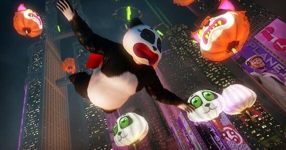 Saints Row The Third Genkibowl Review - Sad Panda Skyblazing