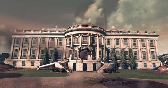 Saints Row - The White House