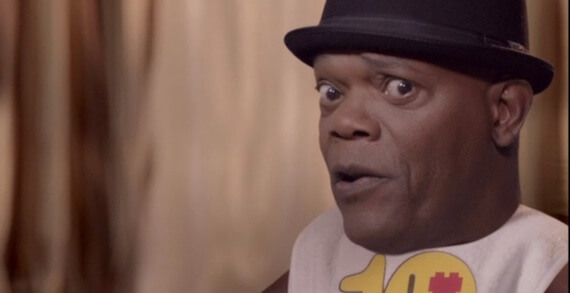 Host Samuel L. Jackson Reveals A Few Spike VGA Exclusives