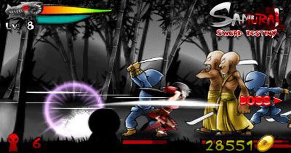 Samurai Sword Destiny Game Rant Review