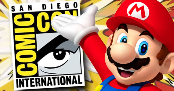 San Diego Comic Con 2014 Nintendo