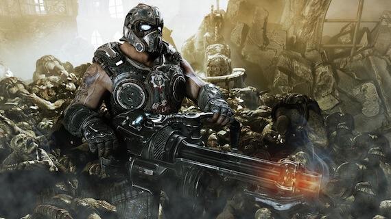 Gears of War 3 Save Carmine Die