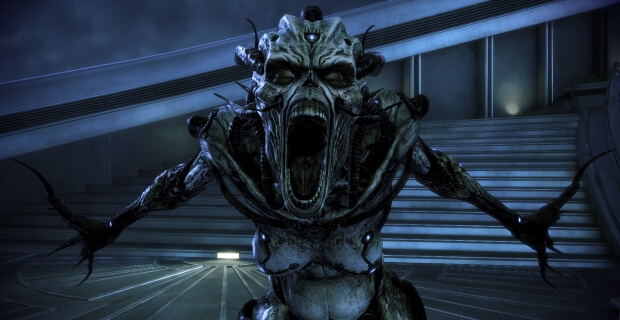 10 Scariest Video Game Aliens