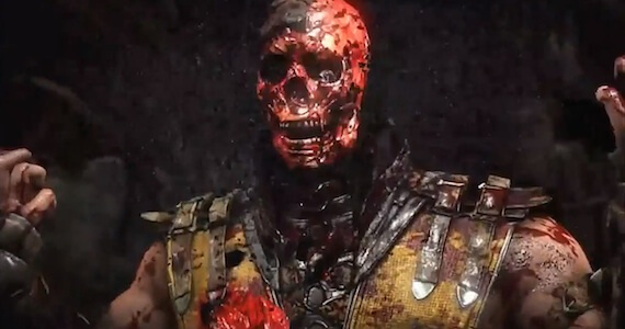 15 Minutes of Brutal 'Mortal Kombat X' Gameplay Footage from PAX