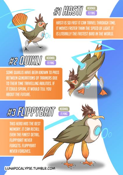 tracer pokemon flippybrit overwatch