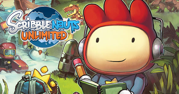 'Scribblenauts Unlimited' Review