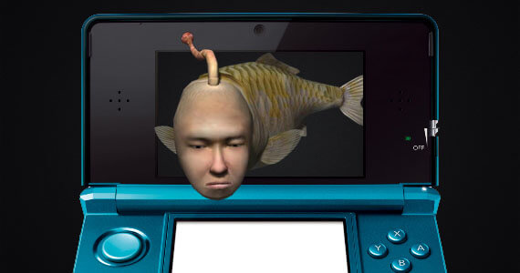 Nintendo Reviving Other Companies' Games on 3DS, Starting with 'Seaman'
