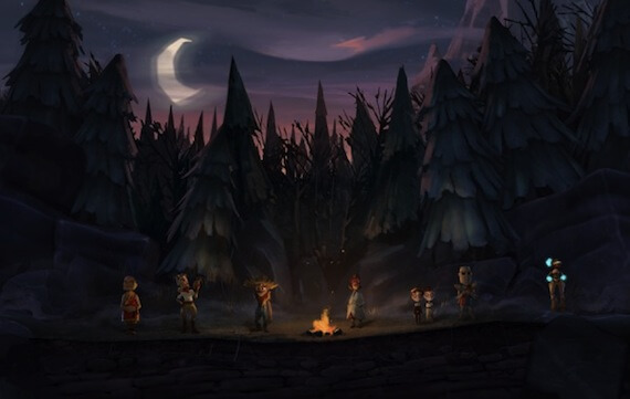 First Trailer For Double Fine's Sega-Published 'The Cave'