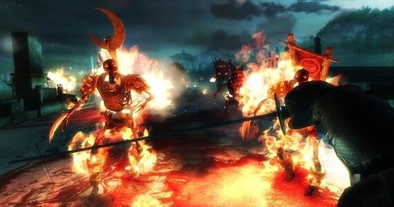 Shadow Warrior E3 Preview - Enemies