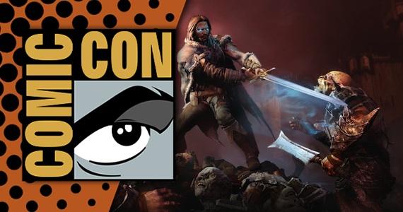 Shadow of Mordor Comic Panel