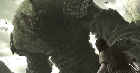 Shadow of the Colossus Film Director Chronicle