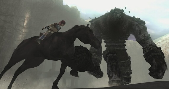 Shadow of the Colossus Movie Update