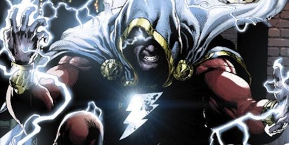 Shazam New 52 in Injustice Gods Among Us