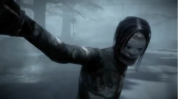 Silent HIll gameplay trailer