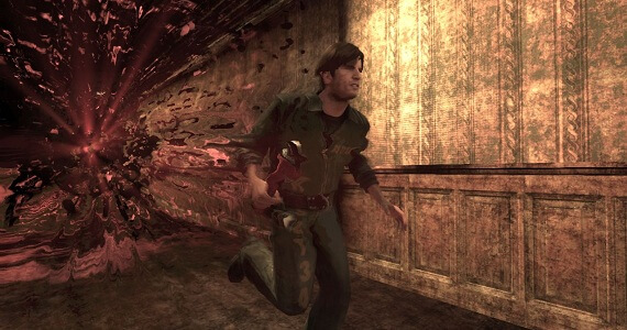 Silent Hill Downpour Chase Sequence