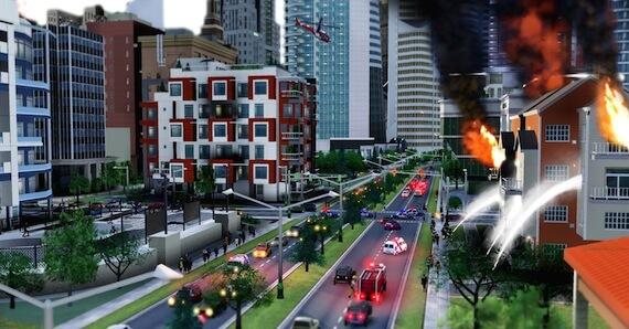 SimCity: Cheetah Speed Returns, 2.0 Update Coming, Mac Version in June