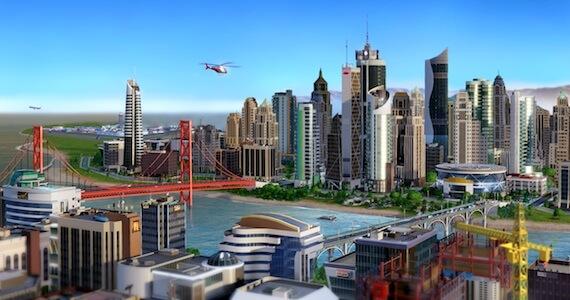 'SimCity': Maxis VP Explains Internet Connectivity Not EA's Idea