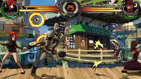 Skullgirls Review Gameplay 1
