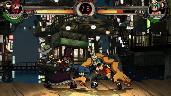 Skullgirls Review Gameplay 3