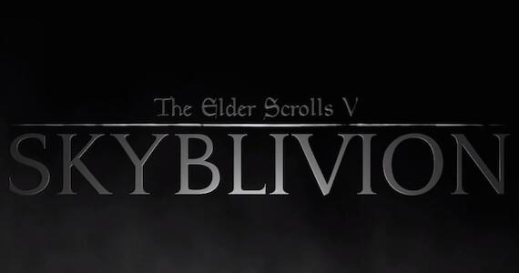 'Skyblivion' Trailer